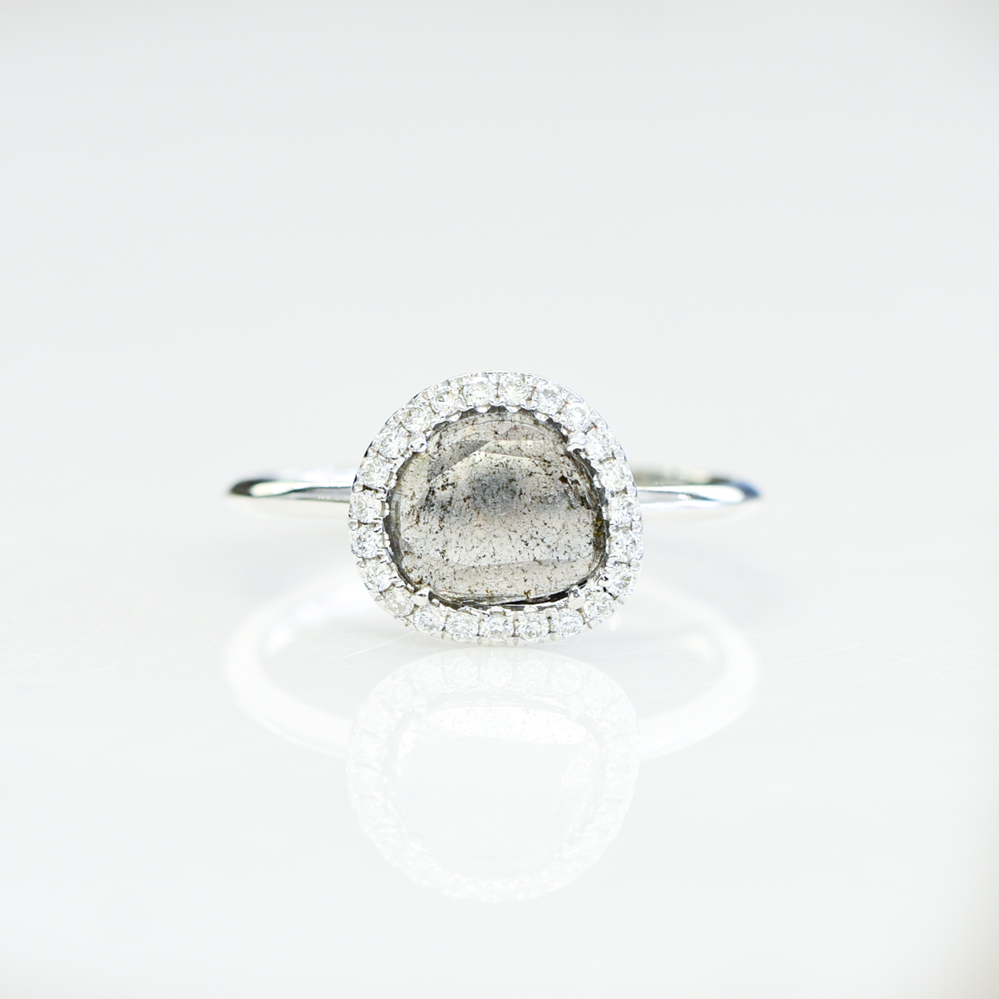 diamond slice halo ring 1982224