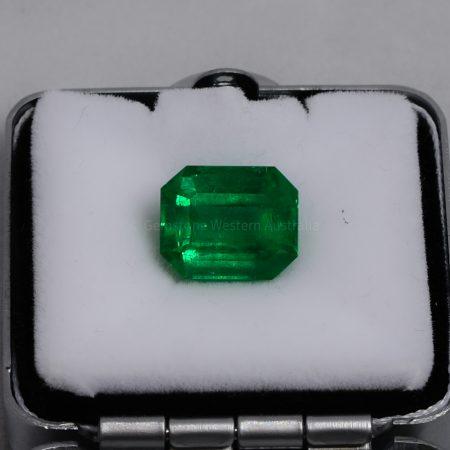 6.4  Carat  Loose Colombian Emerald