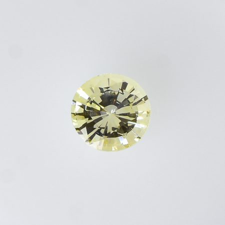 2.00 CT NATURAL YELLOW SAPPHIRE ROUND MIX CUT UNHEATED